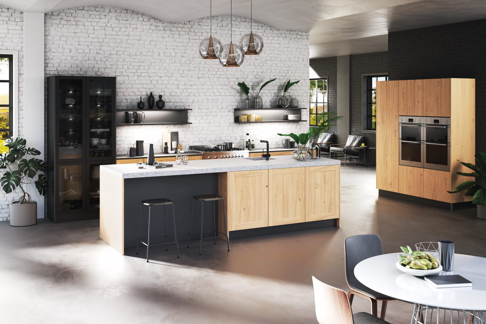 Home eje formaat keukens